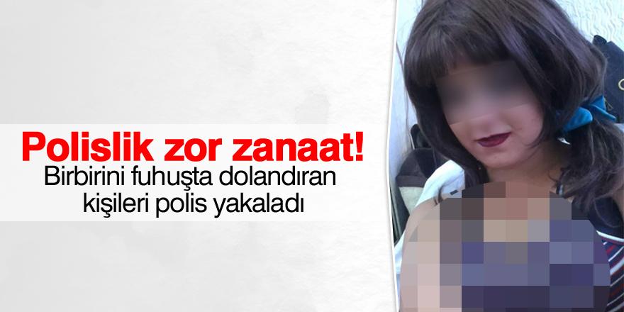 İlişkiye girdiği kadının 440 lirasını gasp ettiği iddia edilen şahıslar yakalandı