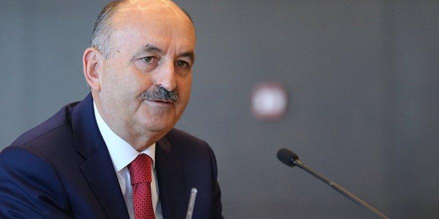 Bakan Müezzinoğlu: Kamu işçilerinde anlaşma sağlandı