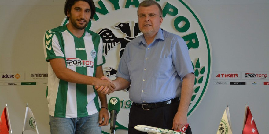 Seddar Karaman Atiker Konyaspor'da