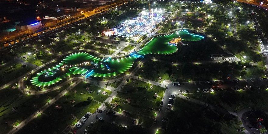Şehir Parkı yeni cazibe merkezi