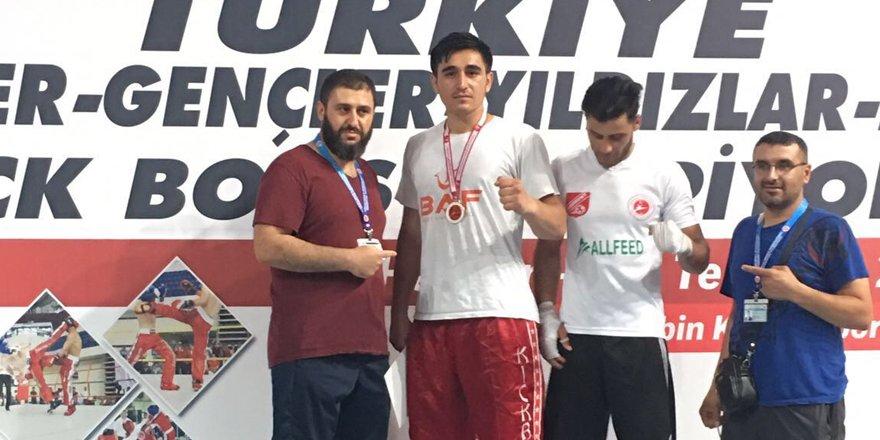 Konyalı sporcuların Türkiye şampiyonluğu sevindirdi