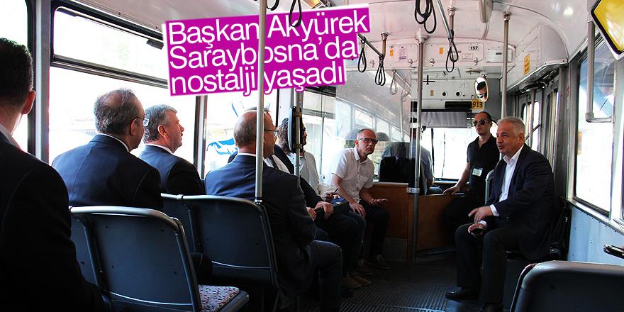 Saraybosna'ya 20 tramvay daha