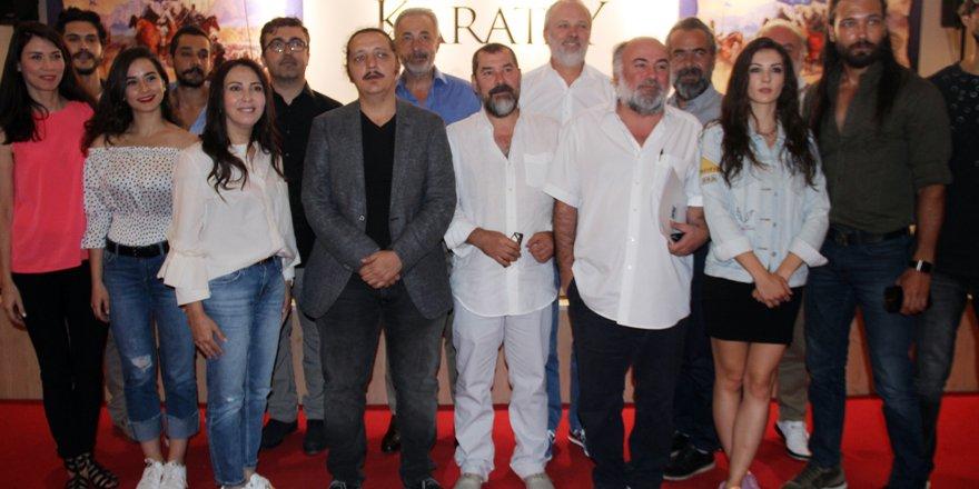 """""""Direniş Karatay"""" filmi 2018'de vizyona giriyor"""