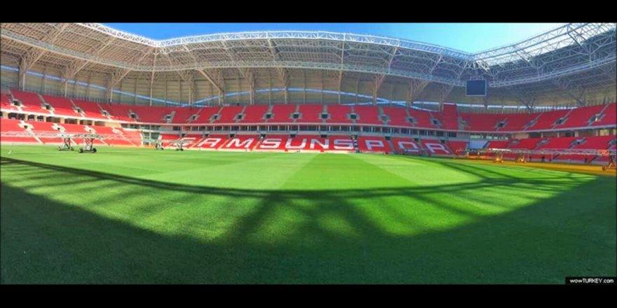 Süper Kupa maçı Samsun'da oynanacak