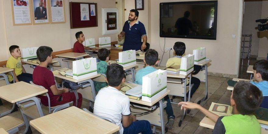 Meram Bilgi Merkezlerinde yaz kursları başladı