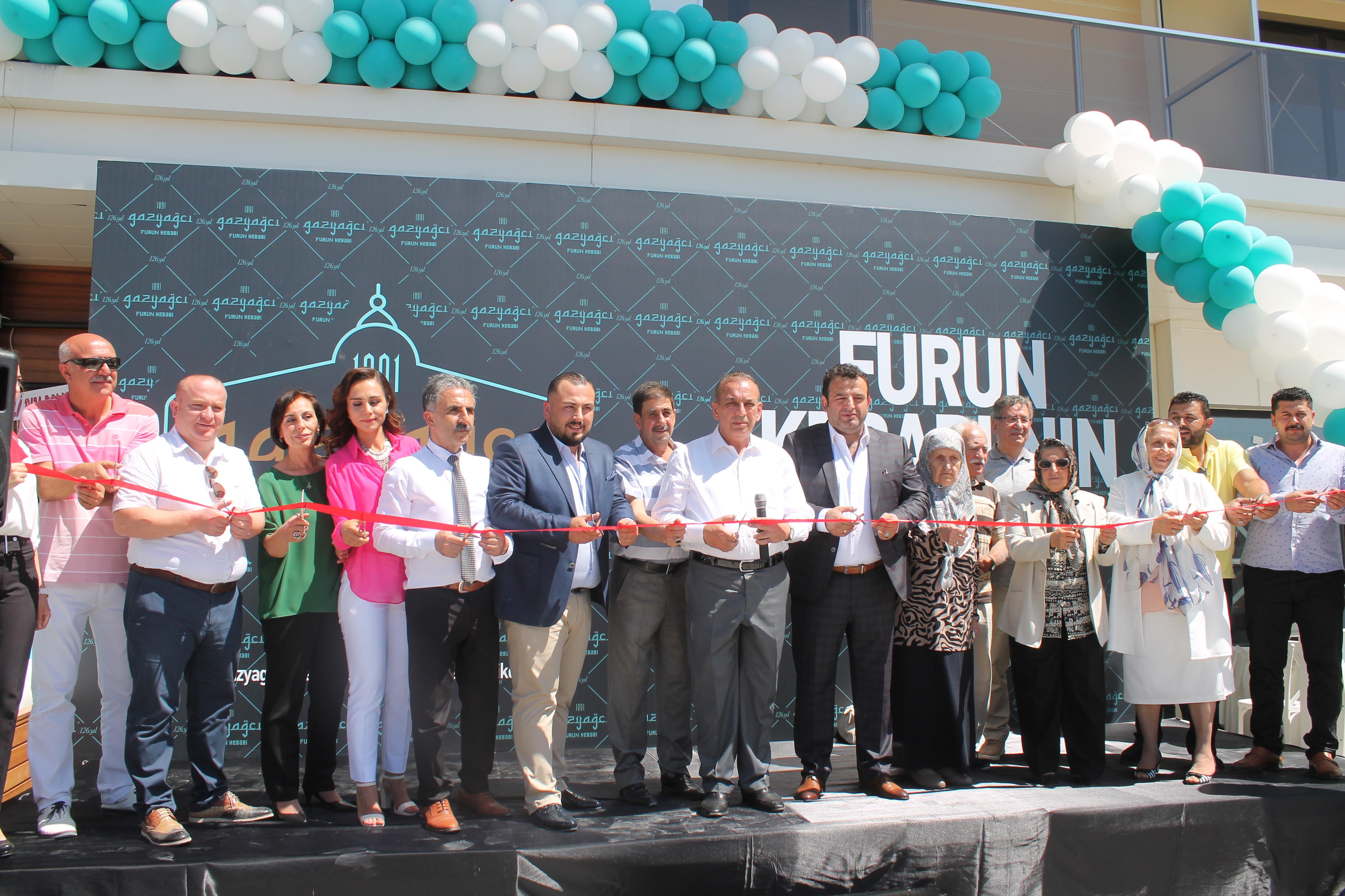 Gazyağcı Konya'daki 2. şubesini açtı