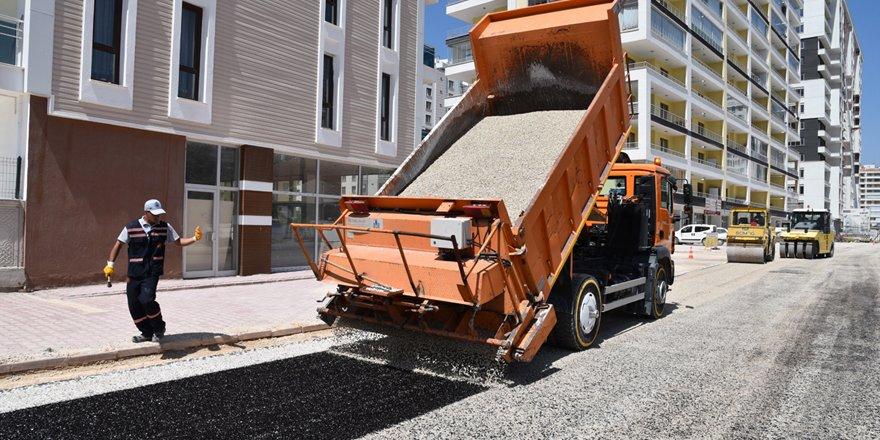 Selçuklu altyapı ve asfaltta hedefi aştı