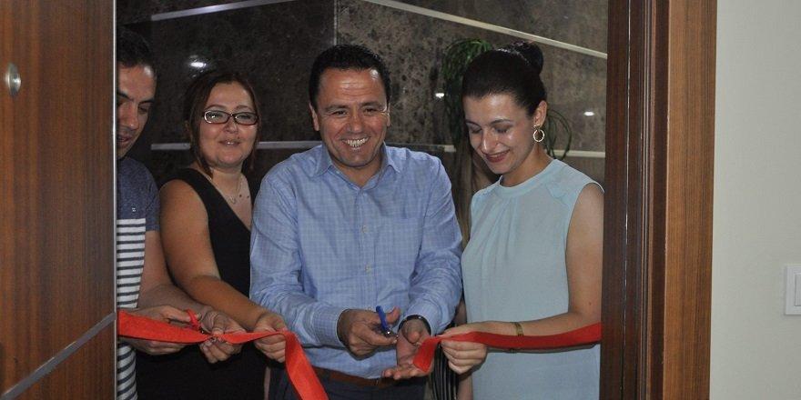 Emek ve Arslan Hukuk Bürosu açıldı