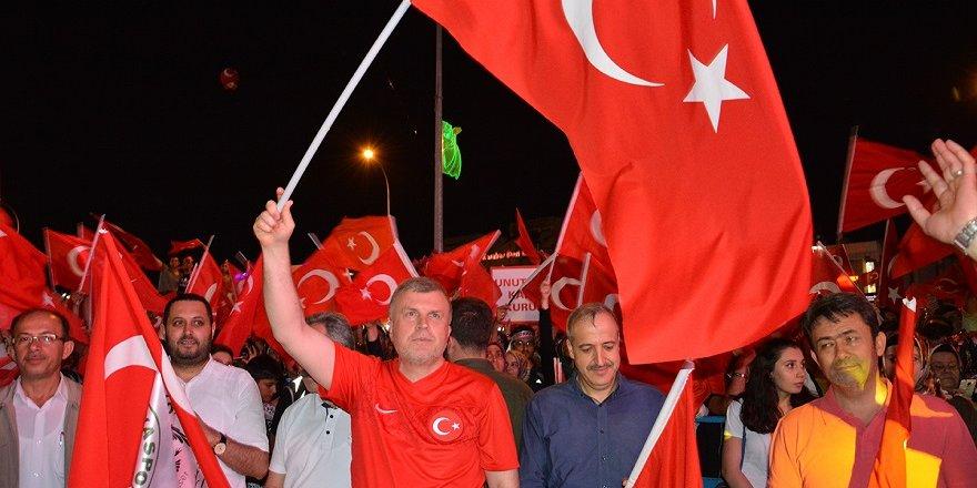 Konyaspor yönetimi Mevlana meydanındaydı