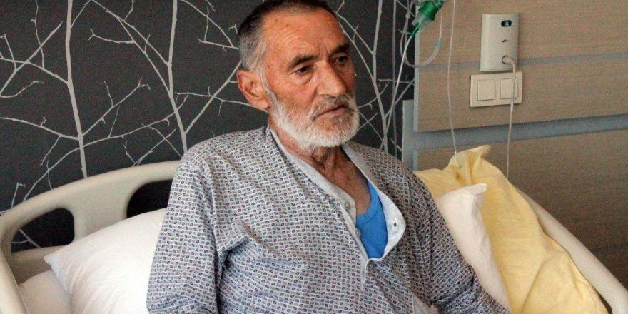 Kanser sebebiyle akciğerleri alınan iki hasta sağlığına kavuşuyor