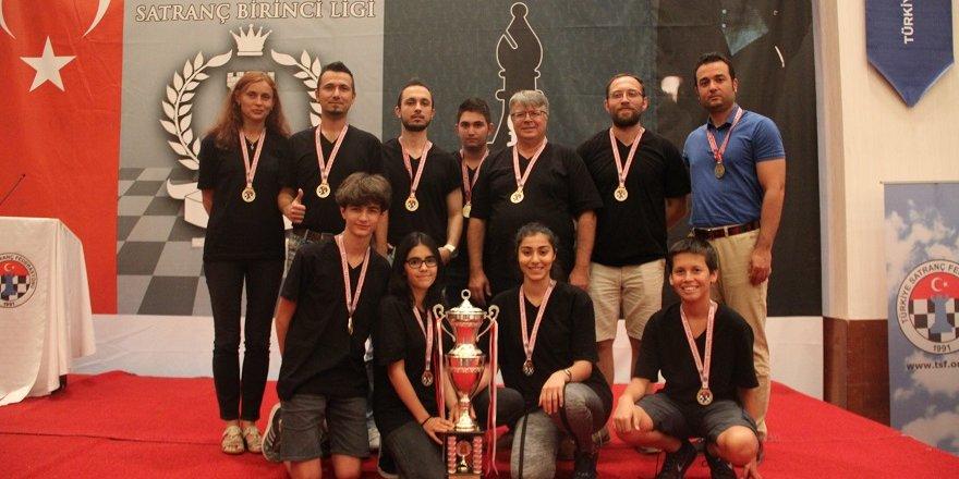 Türkiye satranç şampiyonları belli oldu
