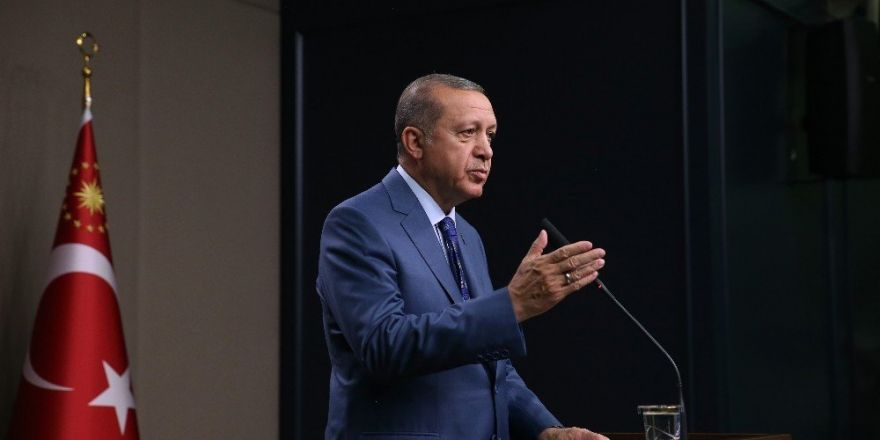 Erdoğan'dan İsrail'e flaş öneri!