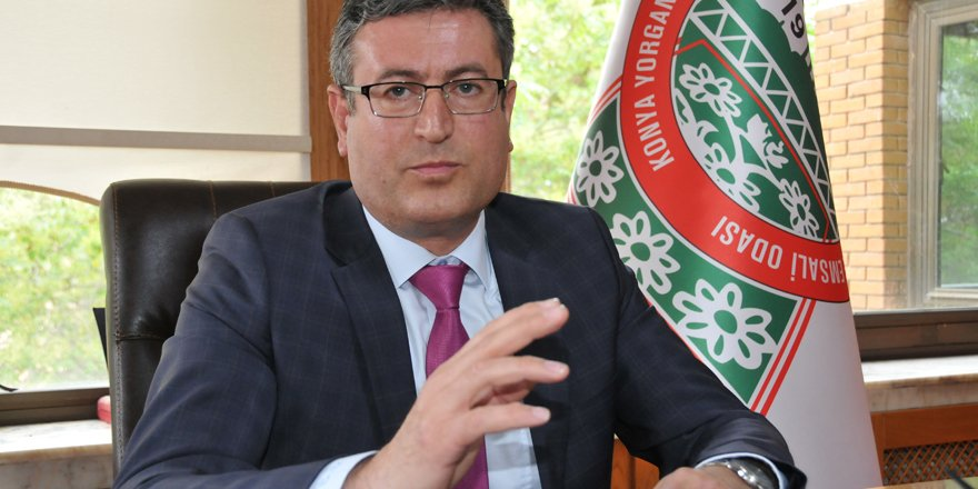 Yorgancılar Odası Başkanı İsrail'i kınadı