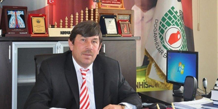 Doğanhisar Belediye Başkanı Koç partisinden ayrıldı