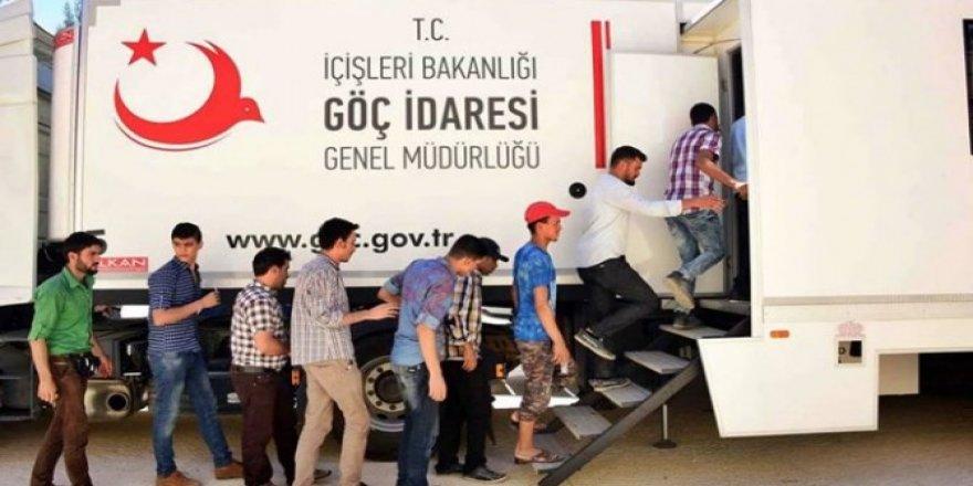 Fırat Kalkanı'ndan sonra 46 bin göçmen geri döndü