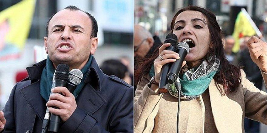HDP'li Sarıyıldız ve Hezer'in milletvekilliği düşürüldü