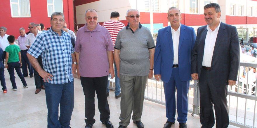 Karamercan ve Anbar ailelerinin mutlu günü