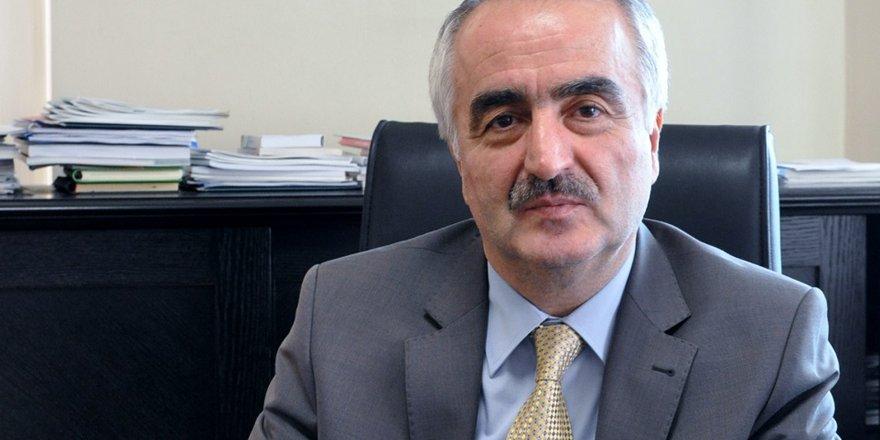 Ahmet Akman görevini bıraktı