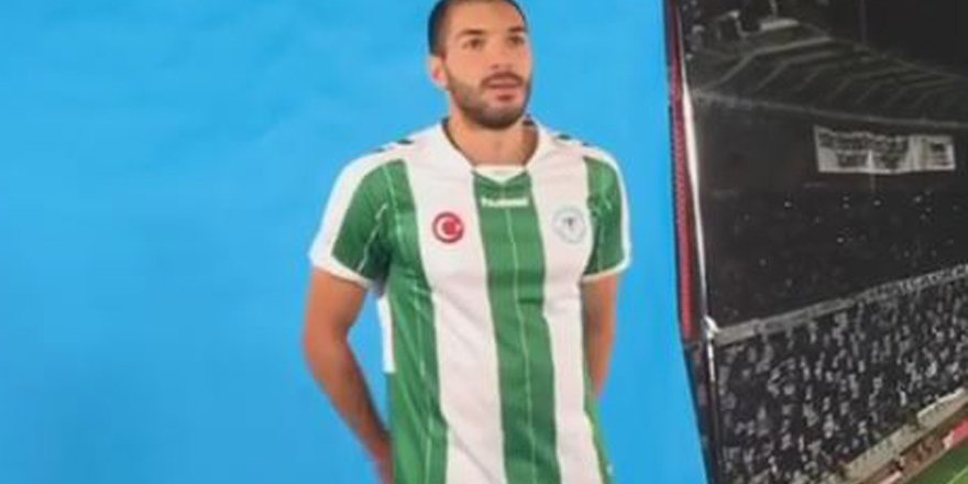 Konyaspor'un çubuklu forması  belli oldu