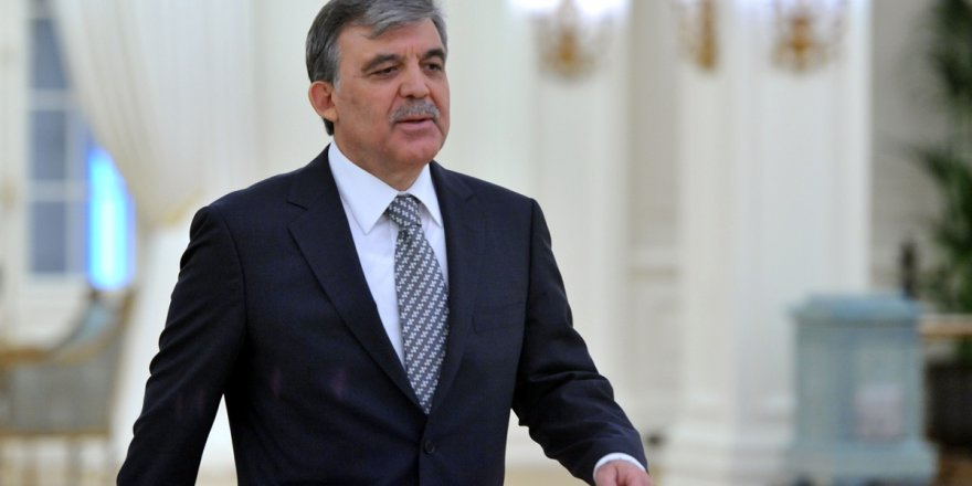 Abdullah Gül'den Görmez yorumu