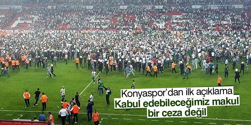 Konyaspor PFDK kararına itiraz edecek