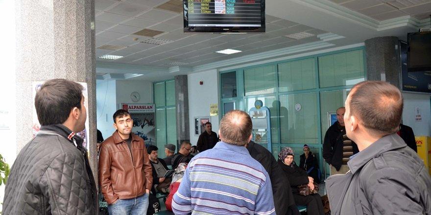 Temmuz'da 122 bin 425  yolcuya hizmet verildi