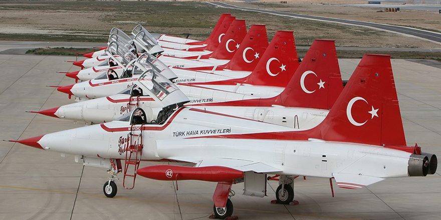 Türk Yıldızları Eren için uçacak