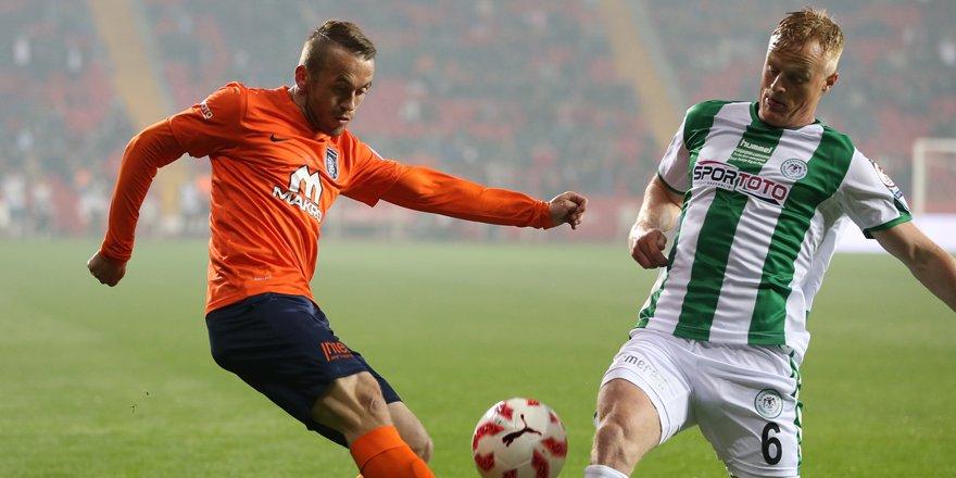 Başakşehir-Konyaspor maçının saati değişti