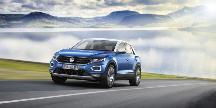 Yeni Volkswagen T-Roc Kasım'da geliyor