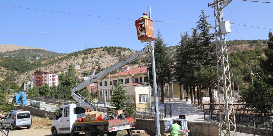 Hadim'de Kent Güvenlik Yönetim Sistemi kuruluyor