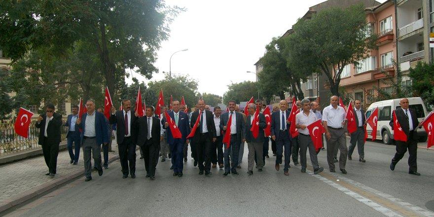 Konya'da Ahilik Haftası kutlaması gerçekleştirildi