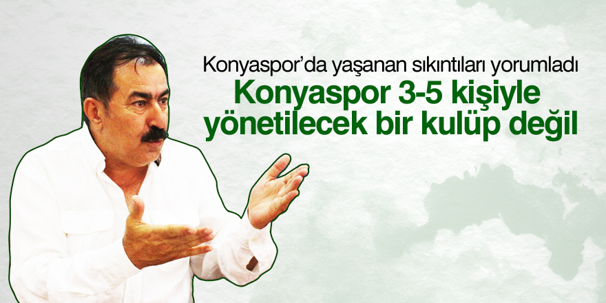 Konyaspor'daki yanlışlar zinciri