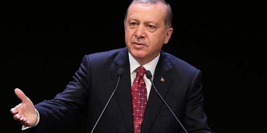 Cumhurbaşkanı Erdoğan konuşurken protesto!