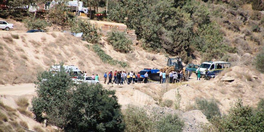 Elektrik akımına kapılan operatör öldü
