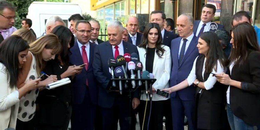 Başbakan Yıldırım'a bağımsızlık referandumu soruldu