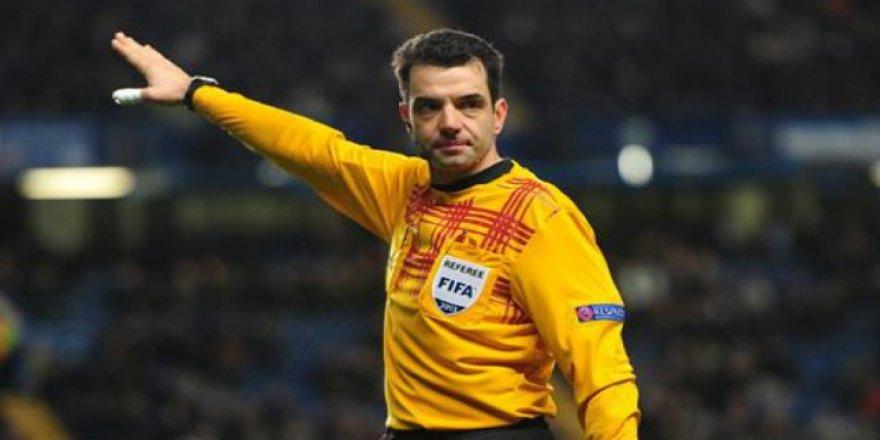 Konyaspor-Vitoria SC maçını Aleksandar Stavrev yönetecek