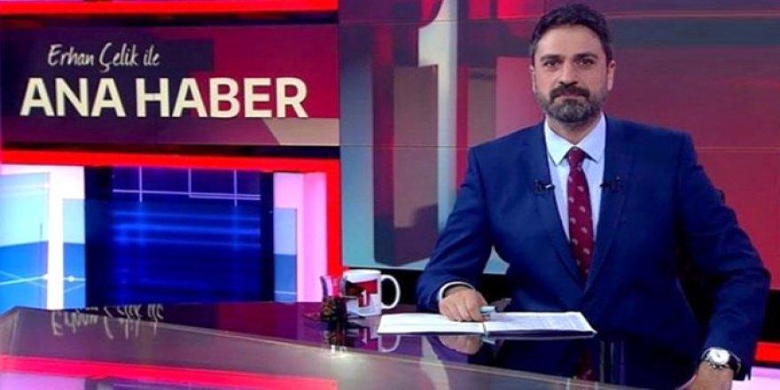 Erhan Çelik, TRT'den istifa etti
