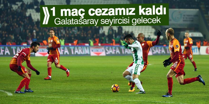 """""""Galatasaray maçı kıran kırana geçecek"""""""
