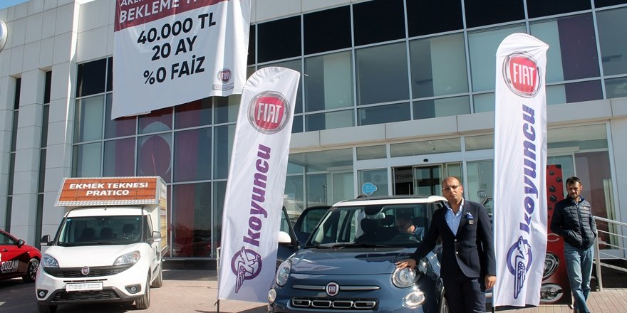 Fiat 500 L görücüye çıktı
