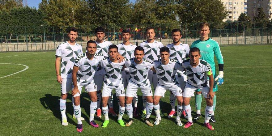 Konyaspor U21 takımı 3-1 kazandı