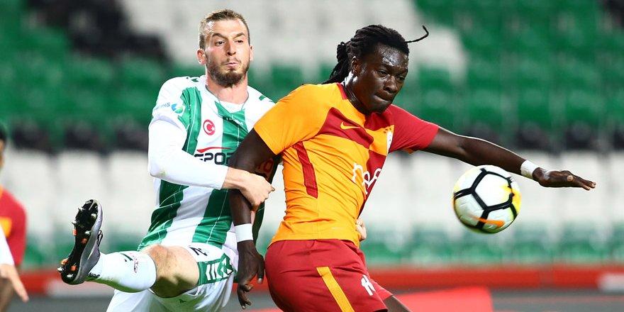 Konyaspor hakem hatalarına tepkili
