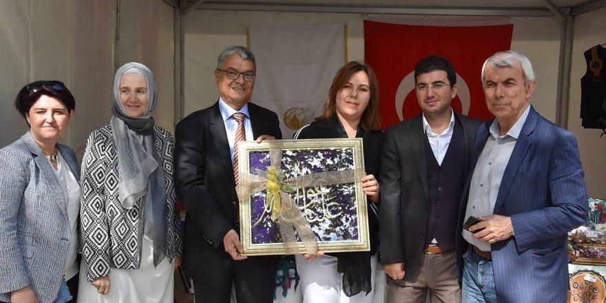 Olgunlaşma Enstitüsü 'Türkiye Günleri'ne katıldı