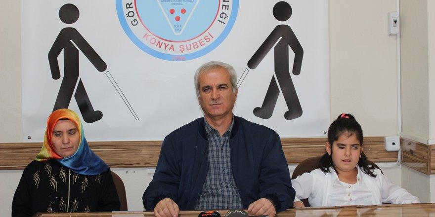 Konyaspor'dan engellilere davet