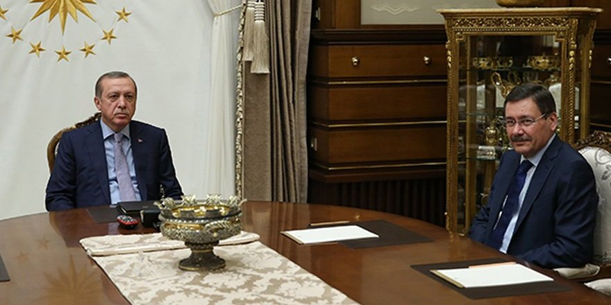 Erdoğan'dan Melih Gökçek'e açık çağrı