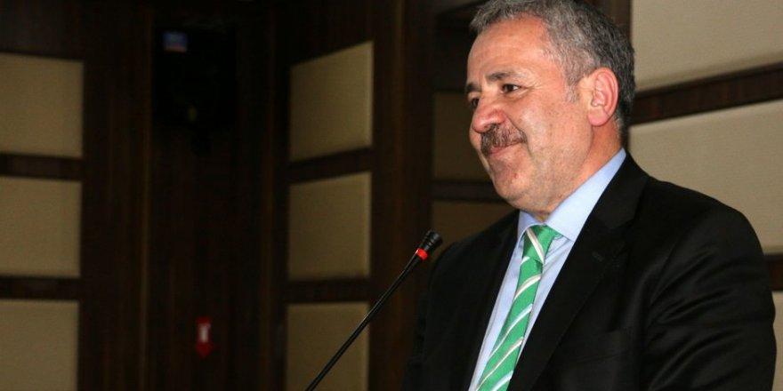 Şaban Dişli, AK Parti'deki görevinden istifa etti