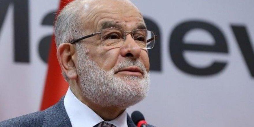 Temel Karamollaoğlu: AK Parti 'milli görüşü' temsil etmez