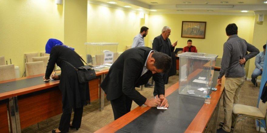 AK Parti Konya il teşkilatında temayül yoklaması