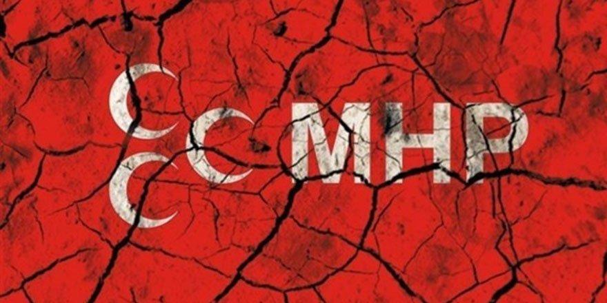 Keşan'da MHP'den 88 istifa