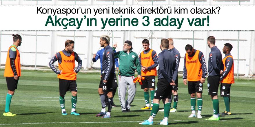 Konyaspor'un yeni teknik direktörü kim olacak?