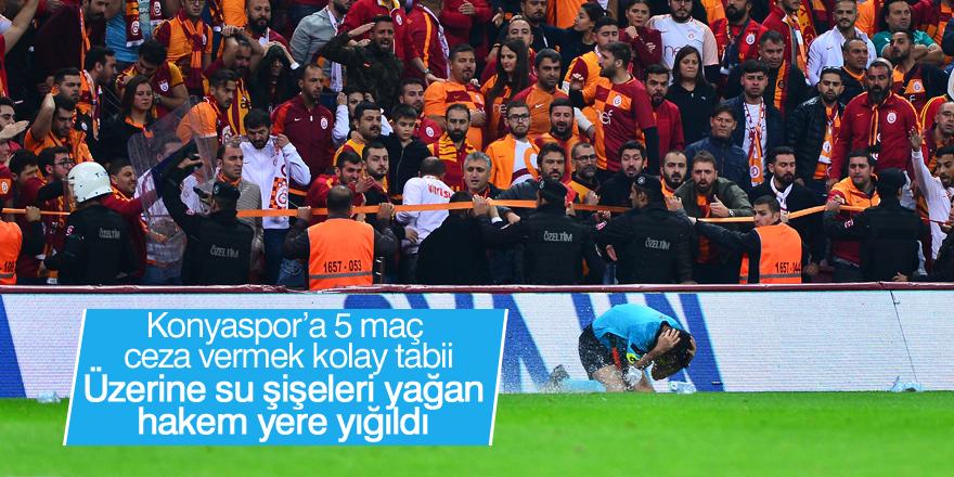 İstanbul'da derbi rezaleti